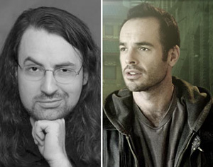 Jim Butcher / Paul Blackthorne