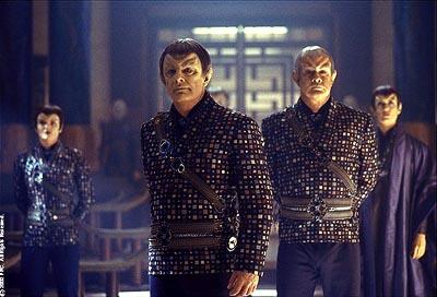 Star Trek XI's Time Warp