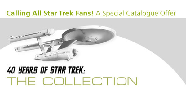 Christie's 40 Years of Star Trek: The Collection