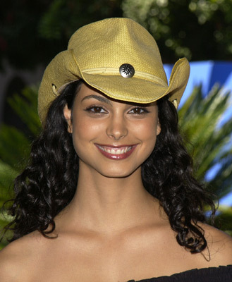 "May 2, 2007 the actress Morena Baccarin star of ""Firefly,"" ""Serenity"""