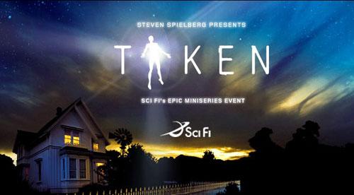 Steven Spielberg's TAKEN