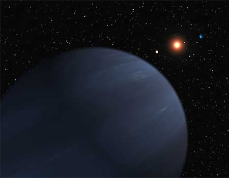 Scientists Reveal 'Cousin' Solar System | Slice of SciFi