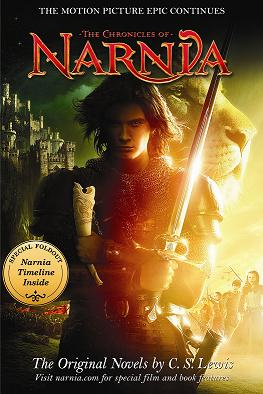 Prince Caspian book and movie differences?
