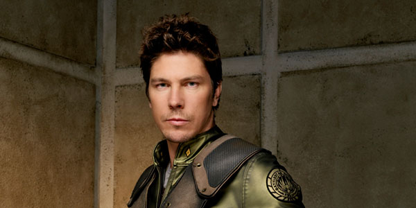 "Slice of SciFi #156: Interview with Michael Trucco (""Battlestar Galactica"")"