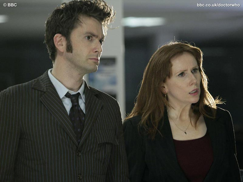 """Doctor Who: """"Partners in Crime"""" Review"""