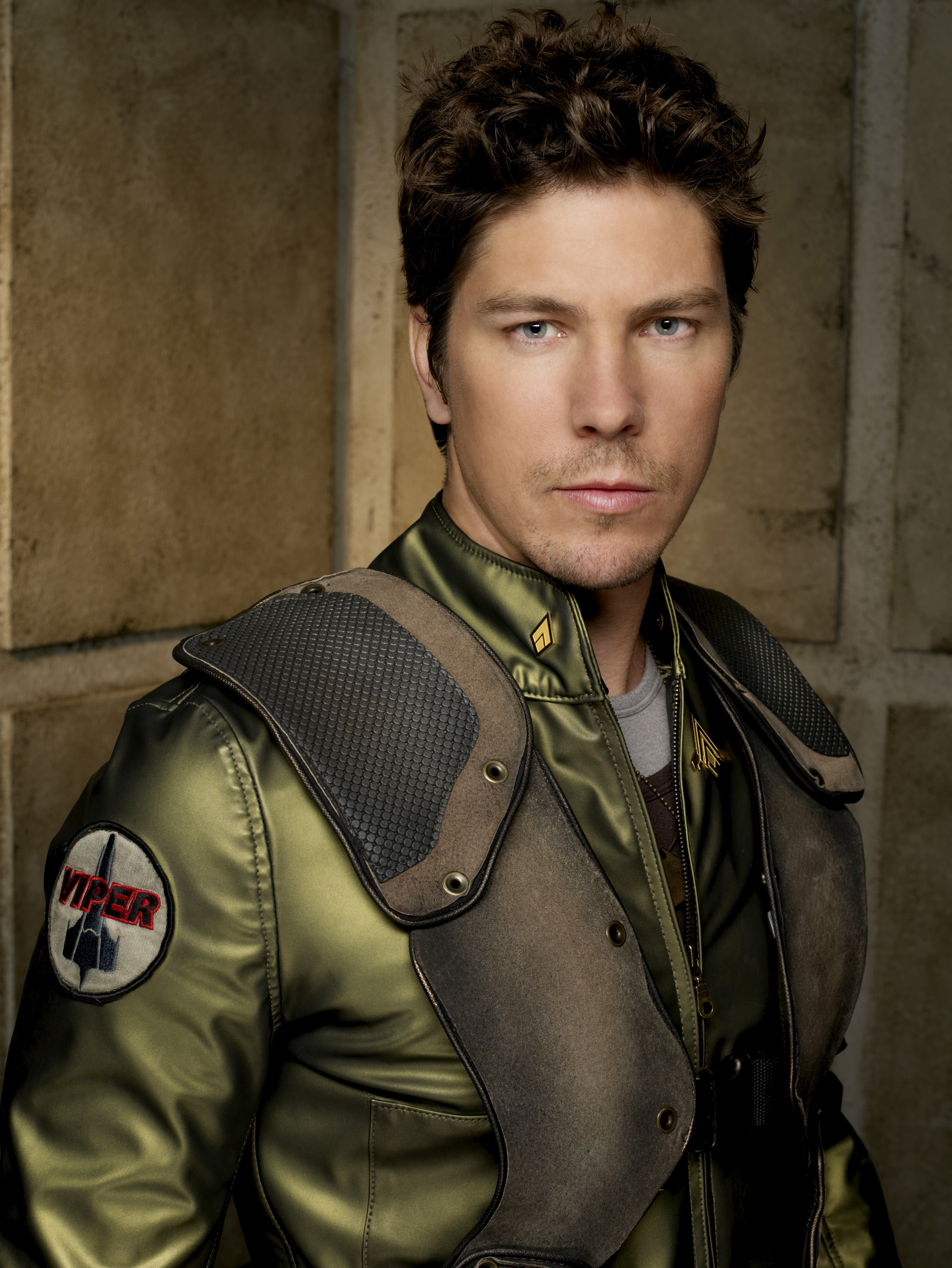 Actor Michael Trucco Our Guest on Slice of SciFi Show #156