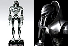 Battlestar Cylons for Your Living Room