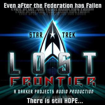 """""""Star Trek: The Lost Frontier"""" Fan Audio Production"""