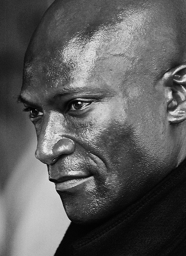 "Slice of SciFi Interview With ""The Hulk's"" Peter Mensah"