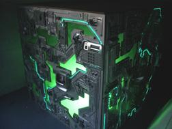 Borg Cube as Art