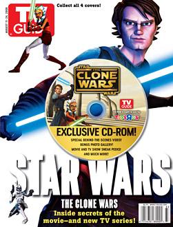 New TVGuide Clone War Covers