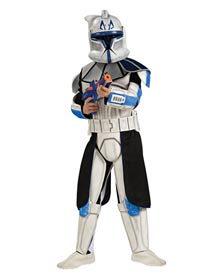 New Clone Wars Costumes, Plush Dolls and More