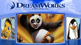 Nintendo Signs Dreamworks for 3DS Video