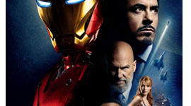 """Iron Man"": A Slice of SciFi Review"