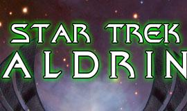 """Star Trek: Aldrin"" Book Series Continues"