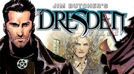 The Dresden Files Graphic Novel In New Dabel Bros./Del Rey Deal