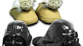 Let the Force….Be With Your Feet!