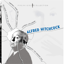 russo review � �the alfred hitchcock premiere collection