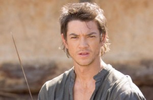 "Craig Horner (Richard Cypher, ""Legend of the Seeker"")"
