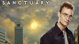 "Slice of SciFi Interview with ""Sanctuary's"" Robin Dunne"