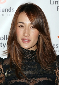 Maggie Q Has a Need For Speed