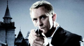"""Russo Review — """"Quantum of Solace"""" & """"Never Say Never Again"""" Blu Ray"""