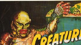 """""""Creature from the Black Lagoon"""" Finds Writer"""