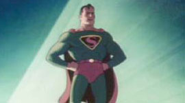 "Fleisher ""Superman"" Cartoons Coming to DVD"