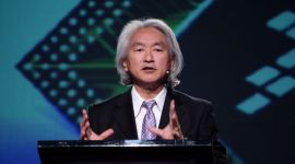Slice of SciFi #152: Interview with Dr. Michio Kaku