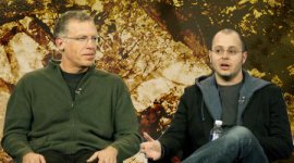 "Damon Lindelof & Carlton Cuse — Writers Discuss ""Lost"" Season 4 DVD & the Show's Future"