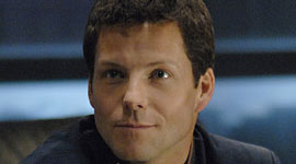"""Bamber Promises """"Emotional"""" Ending  — A TV Guide Interview"""