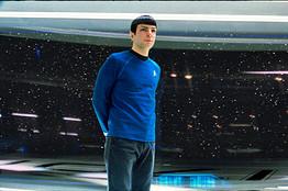 """Quinto Happy About """"Trek"""" Delay"""