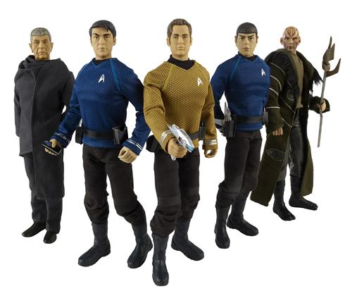 "USA Today Offers Look at New ""Trek"" Toys"