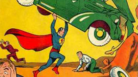 "Rare ""Action Comics"" Sells For $175,000"