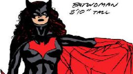Batwoman Takes Up the Mantle as Gotham's Defender
