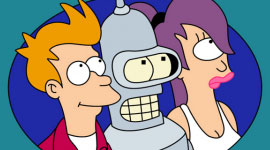 """Futurama: Volume 5"" —  A  Slice of SciFi DVD, Blu-Ray Review"