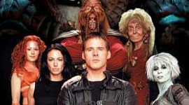 "Henson Company to Sell Limited Edition ""Farscape"" T-Shirts"