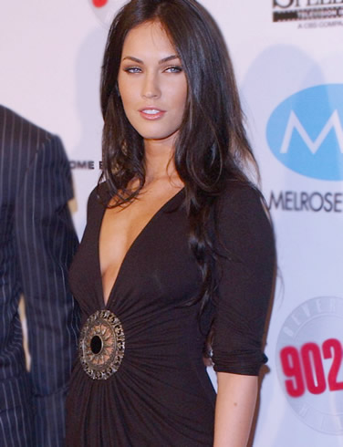 megan fox hair. Megan Fox.