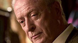 "Caine Expects to Reprise ""Batman"" Role"