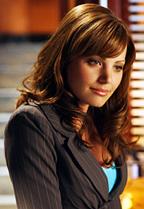 "Erica Durance Talks ""Smallville"" — A TV Guide On-Line Interview"