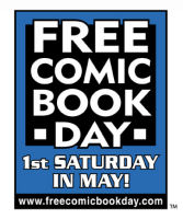 Free Comic Book Day Is Saturday, May 2