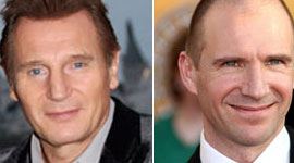 "Neeson, Fiennes Cast for ""Titans"" Update"