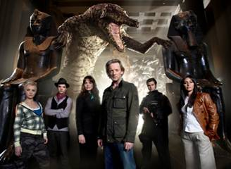 "New Season of ""Primeval"" Debuts on BBC America May 16"