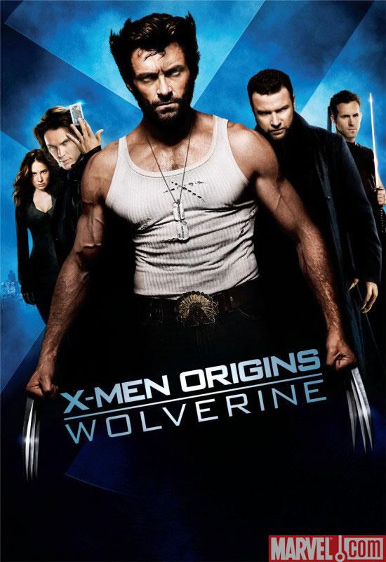 """Marvel Unveils """"Wolverine"""" One Sheet"""