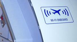 AirTrans Tests In-Flight WiFi