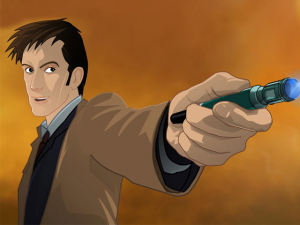 The Doctor Gets Animated