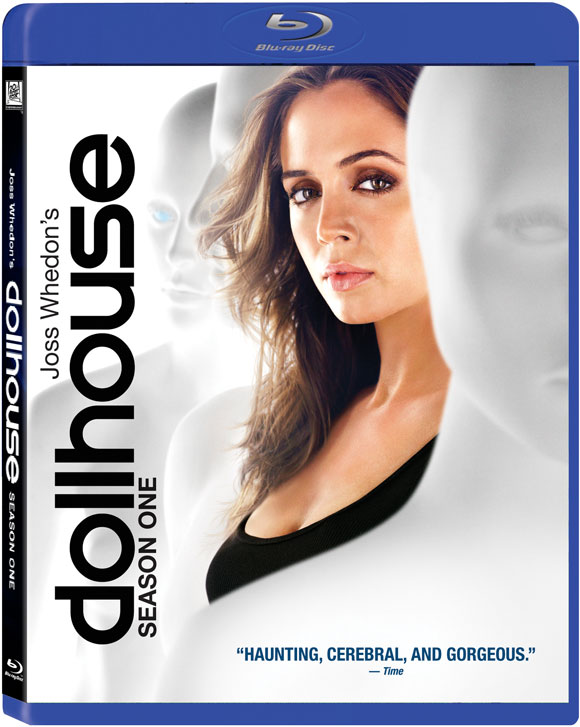 """Dollhouse"" DVDs To Include Two Unaired Episodes"