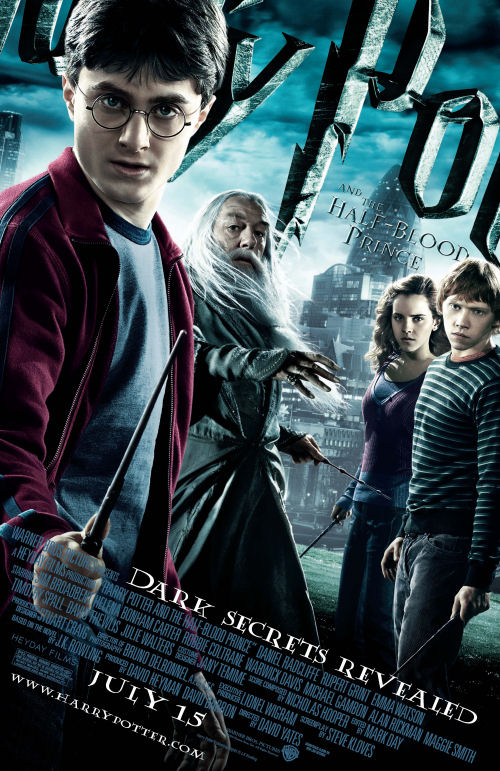 "New ""Harry Potter"" Poster Released"