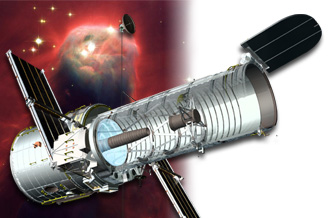 "NASA Giving Hubble Telescope ""Brain Surgery"""
