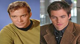 Kirk Jr. Meets Kirk Sr.